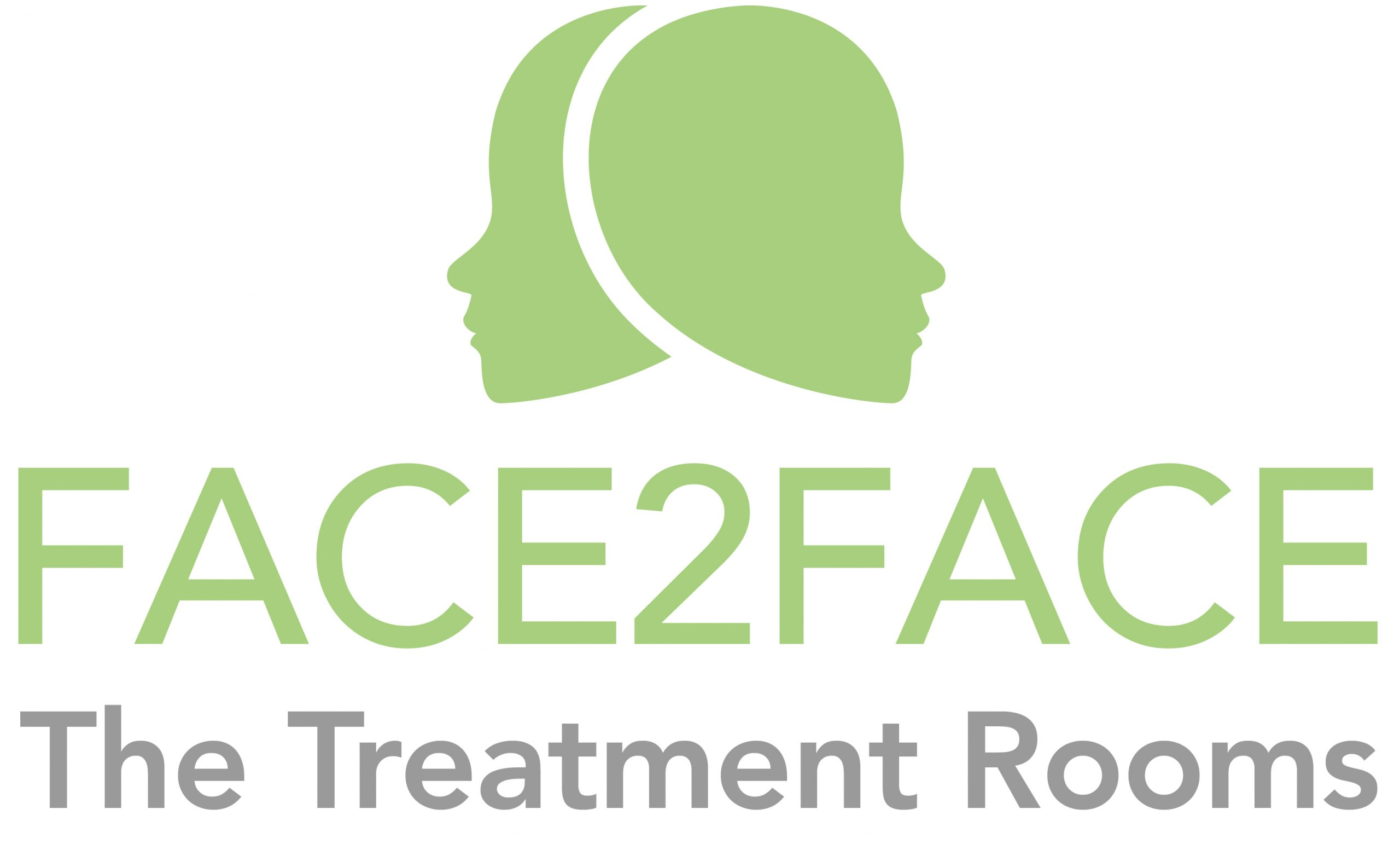Face2face the treatment rooms logo